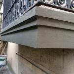 Balcón finalizado