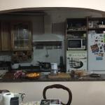 Estado de la cocina antes de la reforma