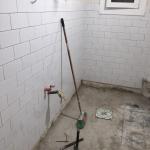Foto del baño antes de la reforma