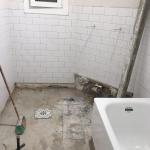 Detalles de la reforma del baño principal